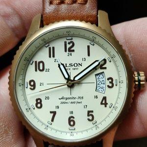 Unisex filson watch
